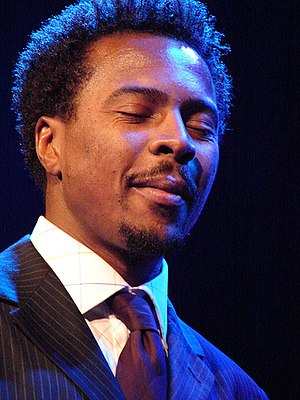 Grammy Award for Best Latin Jazz Album - 1998 award winner Roy Hargrove, performing at the North Sea Jazz Festival in Rotterdam in 2006