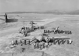 RAF Harrowbeer - Aircraft and personnel required for a WWII Air/Sea rescue operation