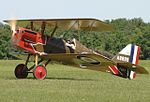 Royal Aircraft Factory SE.5 Scout, Private JP6585973.jpg