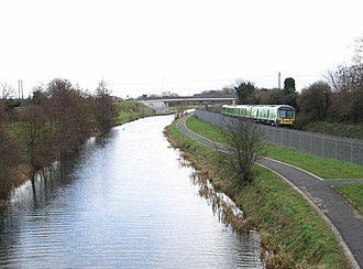 Castleknock - Royal Canal at Castleknock
