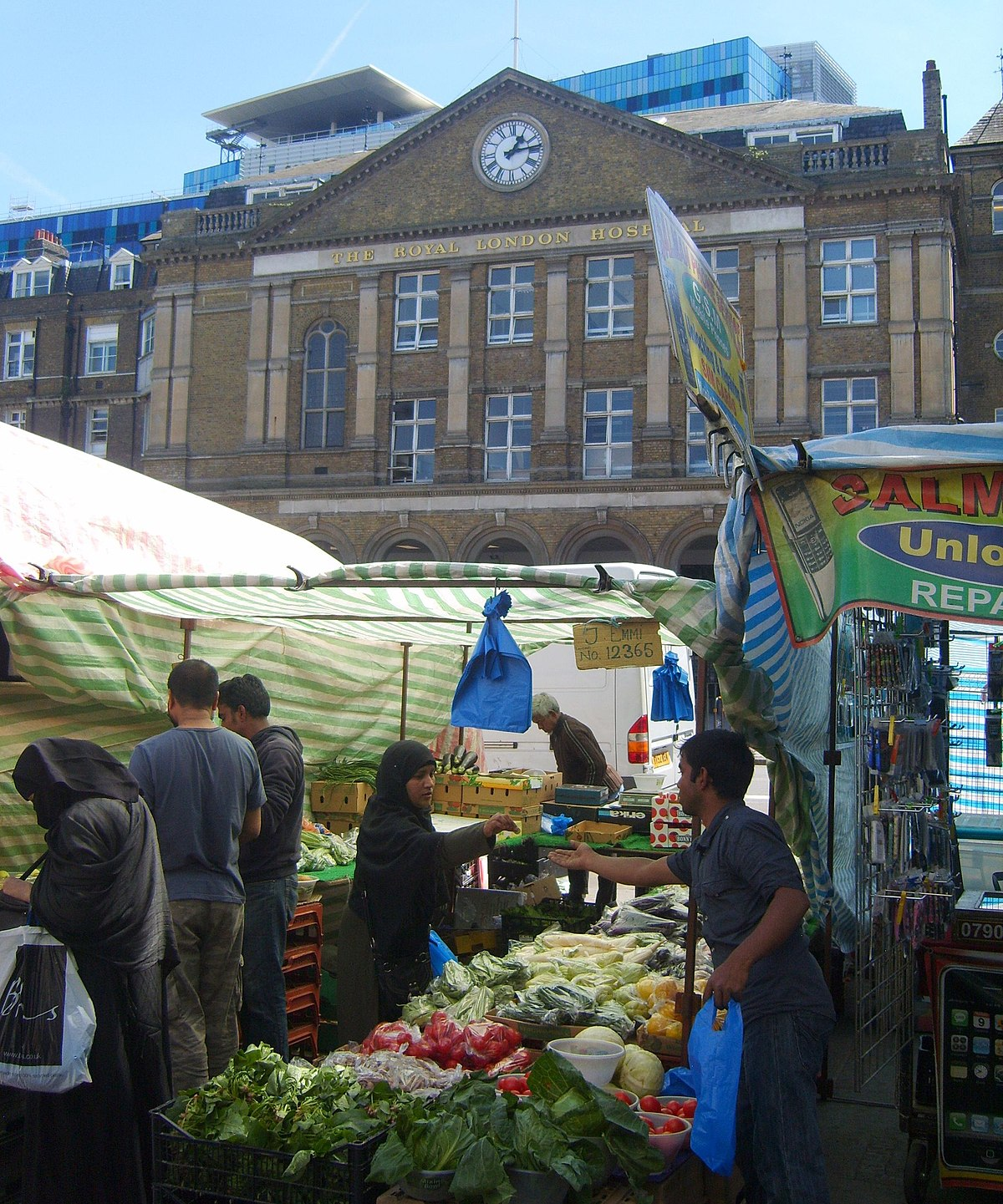 Whitechapel - Wikipedia
