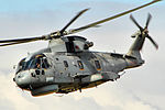 Royal Navy Merlin Helicopter - RIAT 2014.jpg