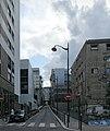 Rue Primo-Levi, depuis la rue des Frigos.jpg