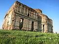 Ruinele mănăstirii Chiajna, municipiul București, Cartierul Giulești - detalii 03.JPG
