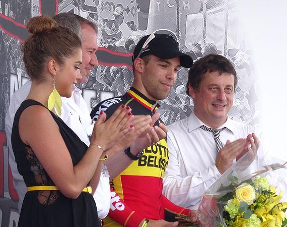Rumillies (Tournai) - Tour de Wallonie, étape 1, 26 juillet 2014, arrivée (C05).JPG