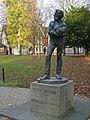 Rupert Brooke Statue, Rugby - geograph.org.uk - 601993.jpg