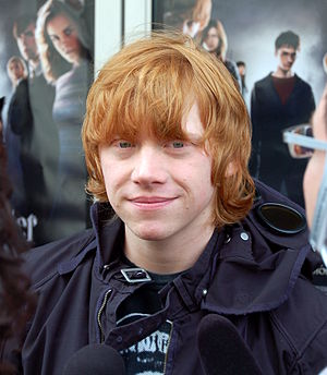 Rupert Grint - Grint outside at the 2007 premiere of Harry Potter and the Order of the Phoenix in Toronto, Ontario, Canada