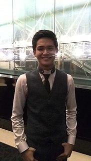 Ruru Madrid Filipino actor