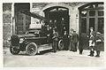 Ruthin Fire Brigade. Market Street, Ruthin, Wales 1930..jpg