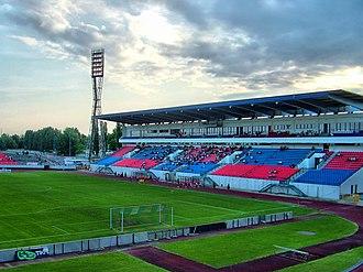 MOL Vidi FC - Sóstói Stadion