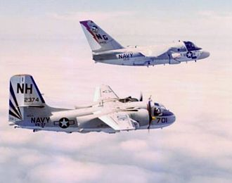 Lockheed S-3 Viking - The S-3A replaced the aging S-2 Tracker in 1975