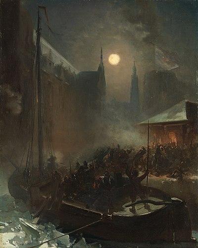 SA 819-Anno 1590. Het turfschip van Breda