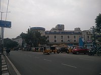 state bank of hyderabad thane branch address