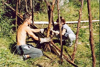 Service Civil International - Ecological work in Sweden