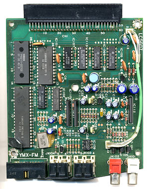 Yamaha CX5M - Image: SFG 01 00A
