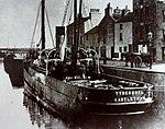 SS Tyrconnel at Castletown..JPG