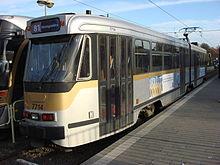 Tram 51 ligne