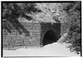 STONE-FACED BOX CULVERT - Zion-Mount Carmel Highway, Springdale, Washington County, UT HAER UTAH,27-SPDA.V,3-26.tif