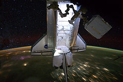 STS 134 Endeavour Docked.jpg