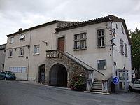Saïx (Tarn, Fr) mairie.JPG