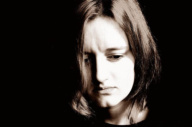 File:Sad Woman.jpg