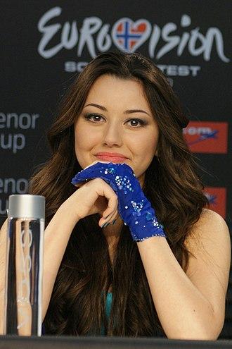Safura Alizadeh - Image: Safura Eurovision