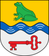 Coat of arms of Sahms