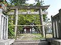 Saidaiji (Nara) Ishiraku-jinja1.jpg