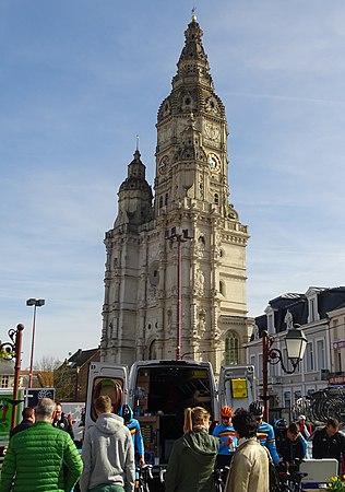 Saint-Amand-les-Eaux - Paris-Roubaix juniors, 12 avril 2015, départ (A21).JPG