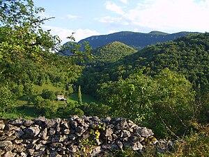 Saint-Girons, Ariège - Countryside