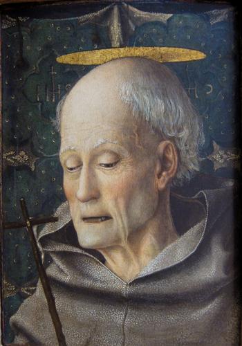 English: Saint Bernardino of Siena