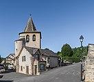 Saint George Church in Saint-Georges-de-Levejac 02.jpg