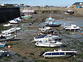 Saint Peter Port Harbour Low Tide.jpg