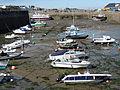 Saint Peter Port Harbour Low Tide.jpg