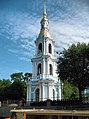 Saint Petersburg St Nicholas Naval Cathedral Bell tower IMG 6443 1280.jpg