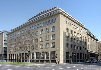Sal. Oppenheim - Headquarters in Cologne
