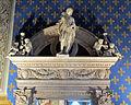 Sala dei gigli, portale di Benedetto e Giuliano da maiano.JPG