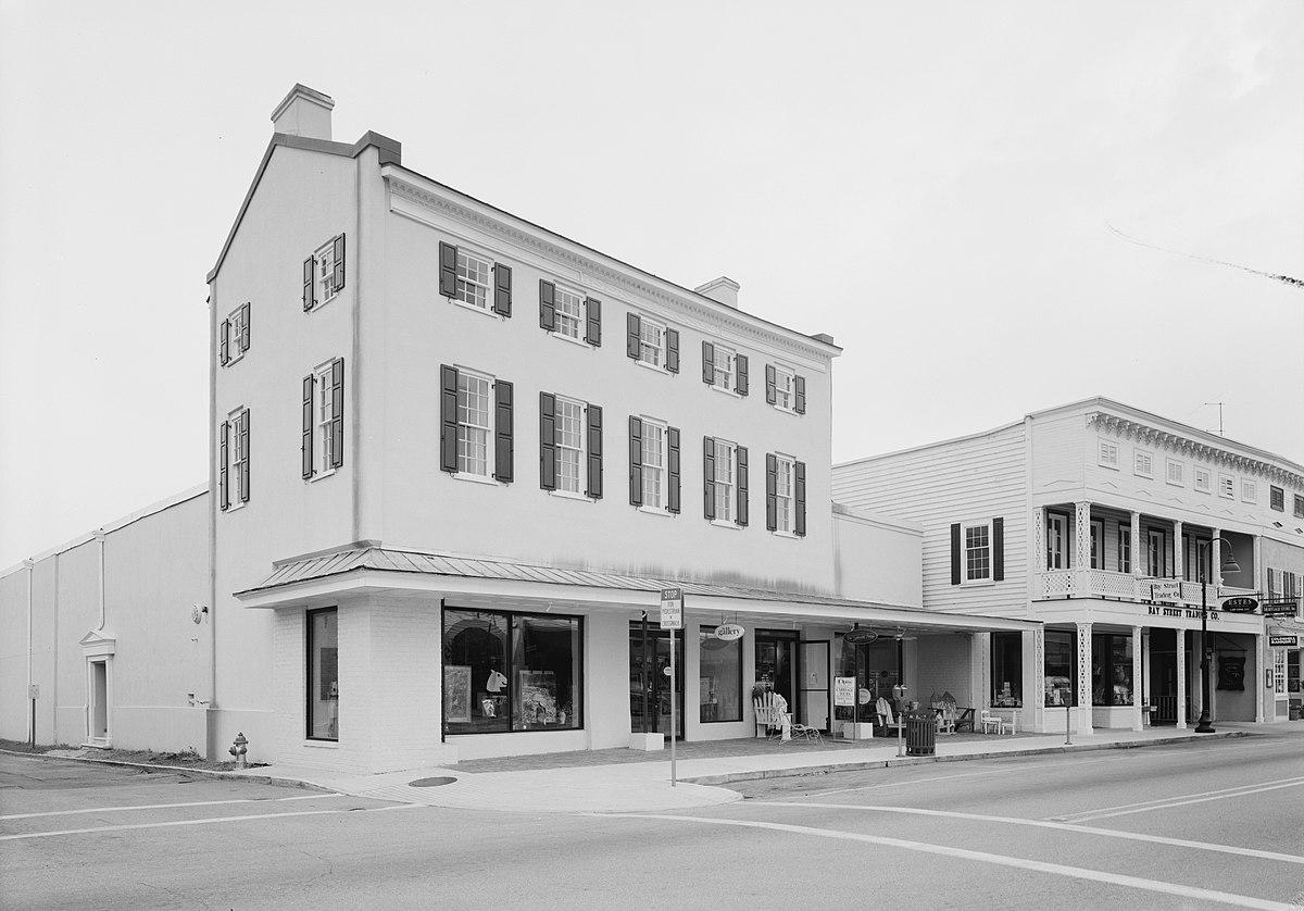 Beaufort Historic District (Beaufort, South Carolina ...