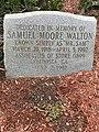 Samuel Moore Walton memorial, Valdosta.jpg