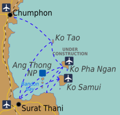 Samui Archipelago Transportation Map.png