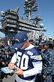 San Diego Chargers visit USS Ronald Reagan 130828-N-UK306-285.jpg