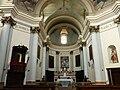 San Giorgio Monferrato-chiesa san giorgio-navata centrale.jpg