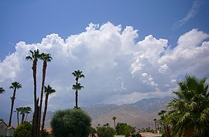 Cahuilla - A view of the San Jacinto Mountains, in historical Cahuilla territory.