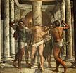 San Pietro in Montorio; Geisselung (Sebastiano del Piombo).jpg