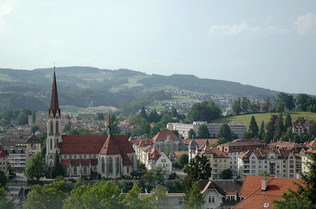 ZГјrich St Gallen