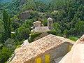 Sant Julià de Coaner des de la torre del castell - panoramio.jpg