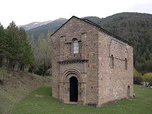 Bien de Interés Cultural - A Romanesque church in Aragon with Bien de Interés Cultural status