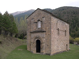 Bien de Interés Cultural - A Romanesque church in Aragon with Bien de Interés Cultural status