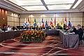 Santiago de Chile, Canciller Ricardo Patiño participó en la reunión extraordinaria de Unasur (13113137834).jpg