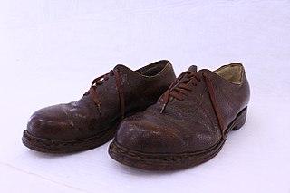 Ein Schuh (aus althochdeutsch�